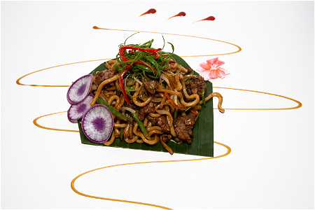 Foto Udon Beef